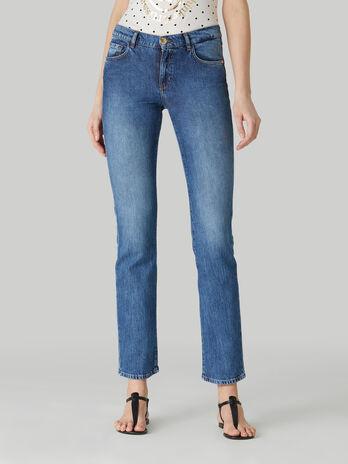 Pique denim Classic 130 jeans