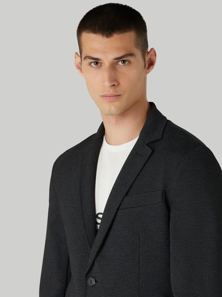 Milano rib jacket