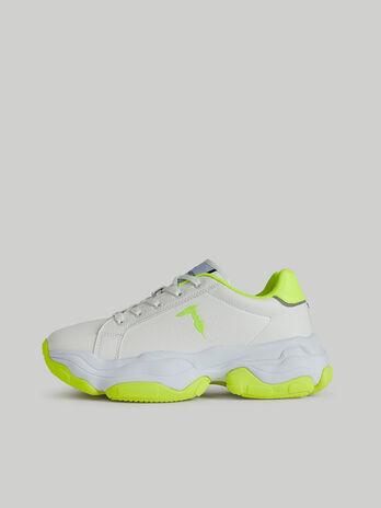 Colour-block Abelia Pop sneakers