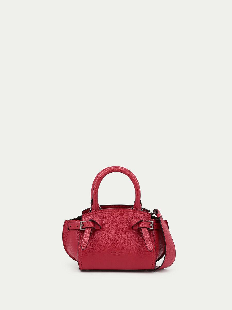 Mini Gita Bag aus Leder
