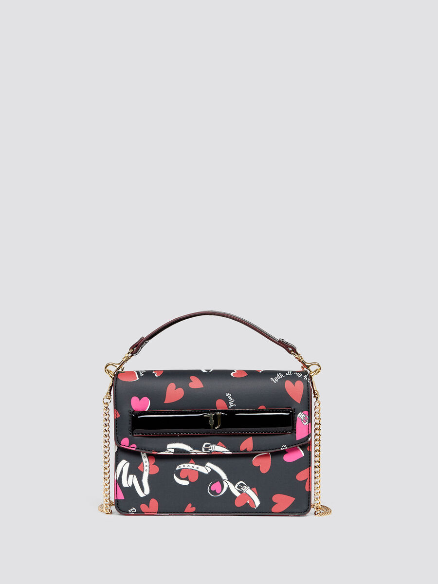 Printed Paprica shoulder bag