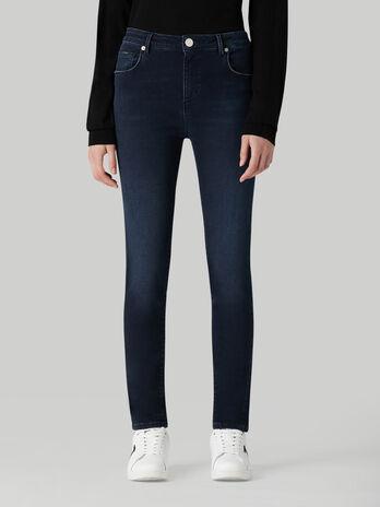 Jeans New 206 super skinny in denim