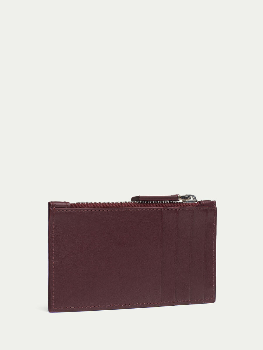 Leather Fashion card holder