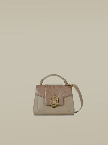 Mini leather Lovy Special handbag
