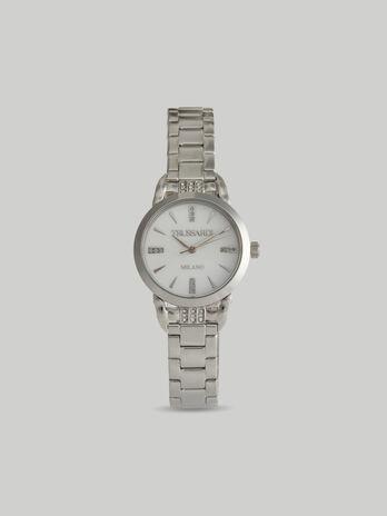 Armbanduhr T-Original 28MM mit Stahlarmband