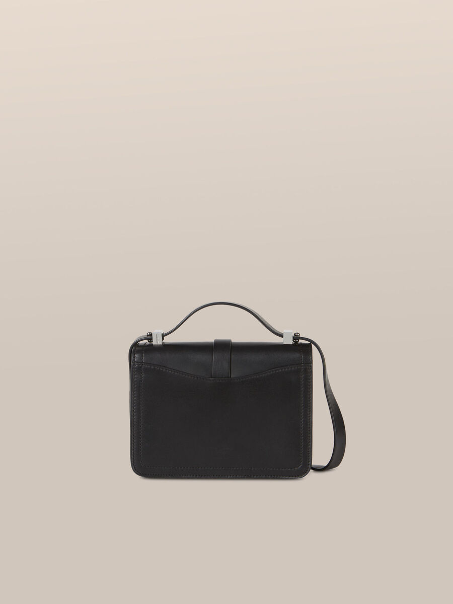 Small Leila bag in calfskin nappa
