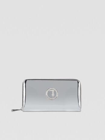 Alba zip-around purse