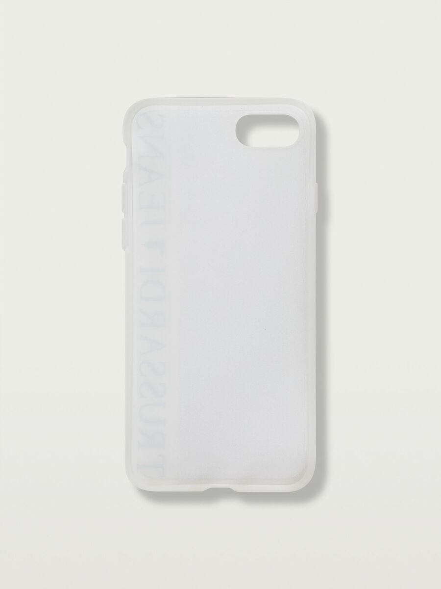 Coque souple pour iPhone 7 a paillettes