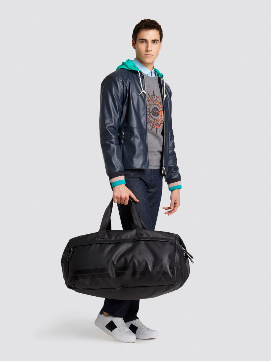 Extra large Turati travel bag in nylon and Cordura