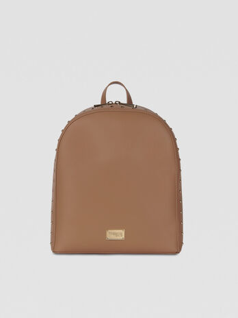Medium Dafne backpack with studs