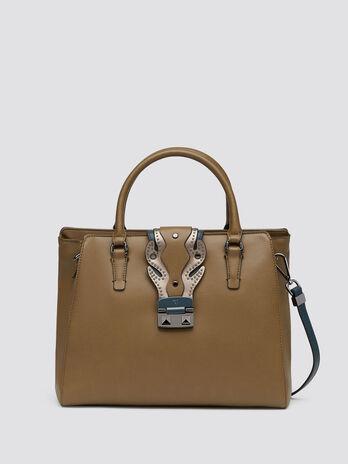 Studded Anice tote bag