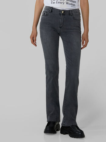 Flared Kate denim 206 jeans