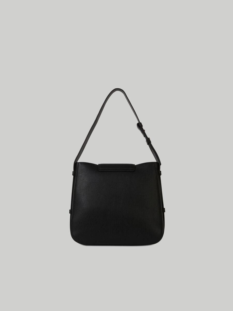 Small Boston hobo bag