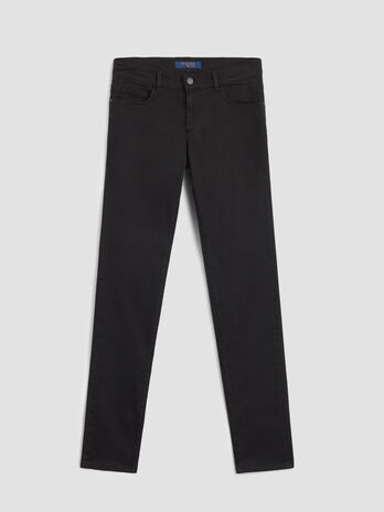 Hose 370 Close aus Stretch Twill
