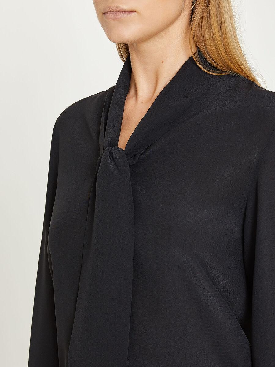 Blusa in seta