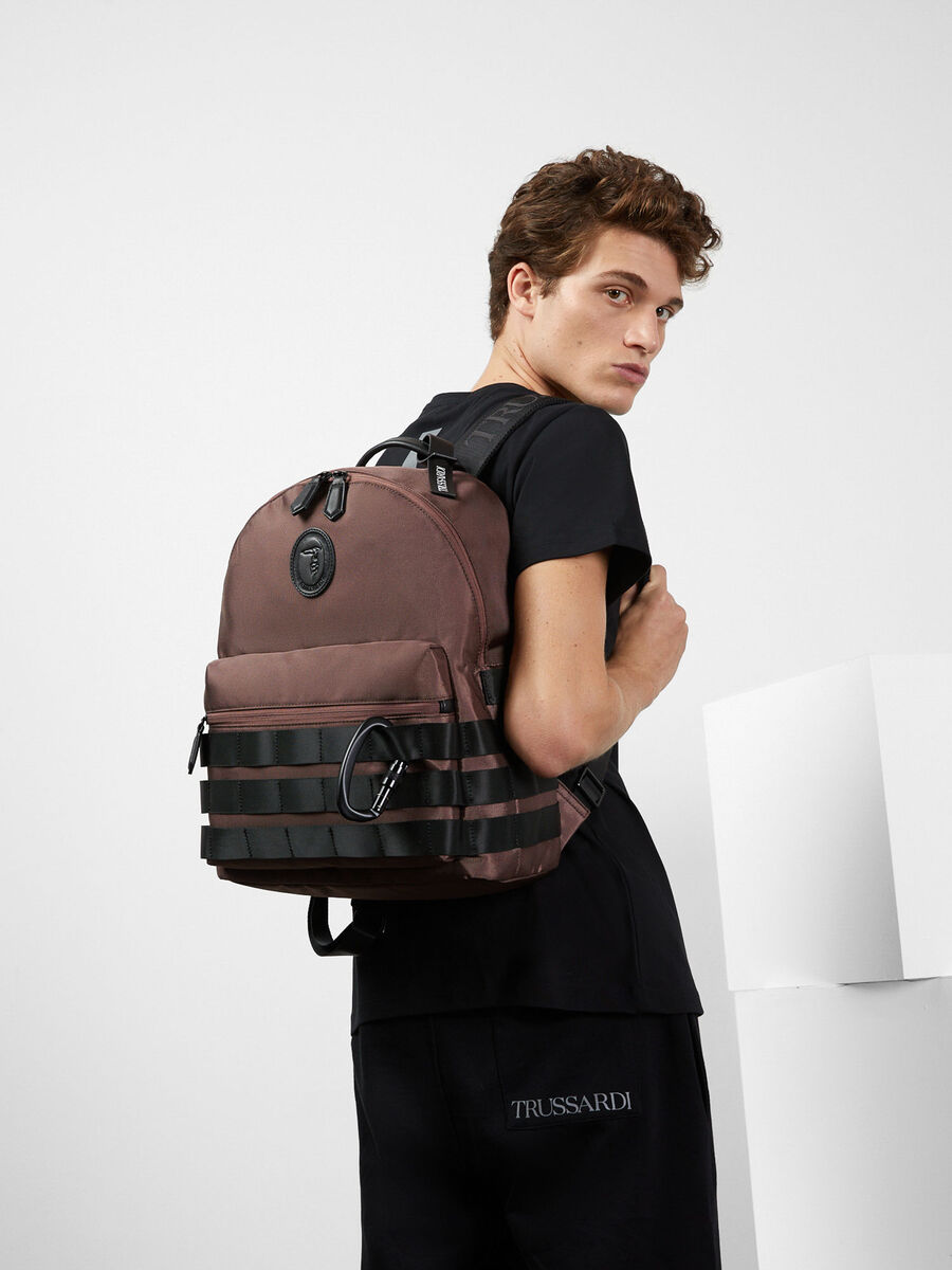 Rucksack Trussardi Panda Capsule Collection