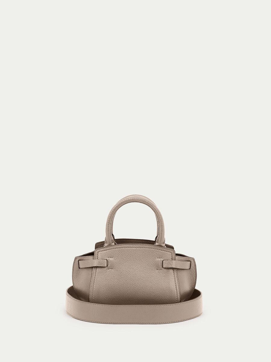 Mini tumbled calfskin Gita Bag