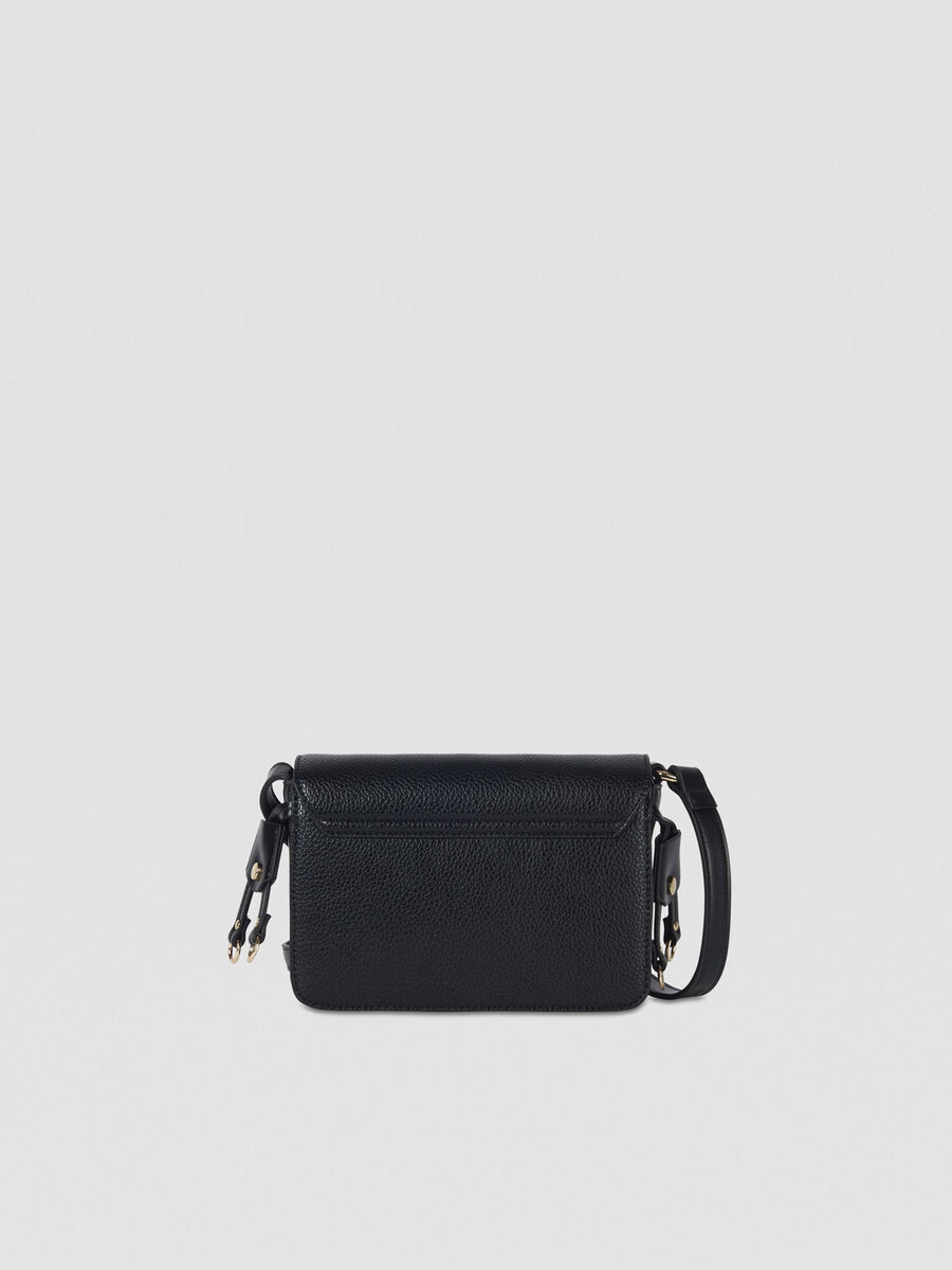 Extra-small Amanda crossbody bag in faux leather