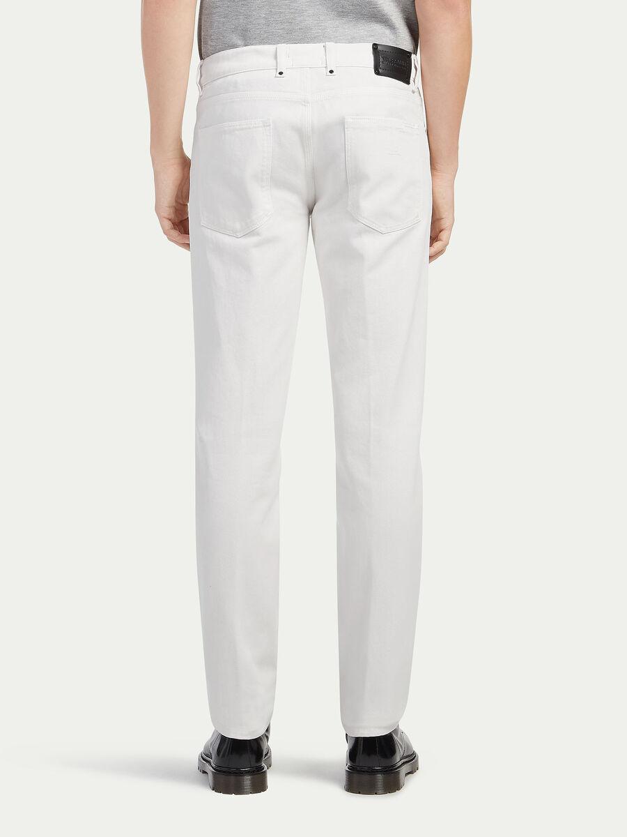 Jeans Regular Fit unifarben
