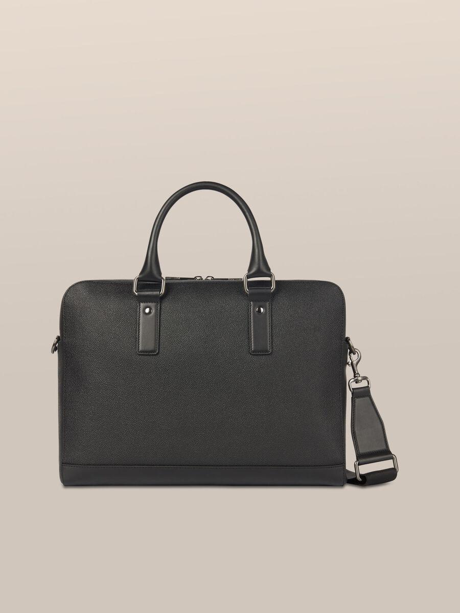 Medium Crespo leather Business bag