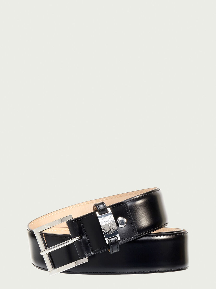 Crespo leather Juventus belt