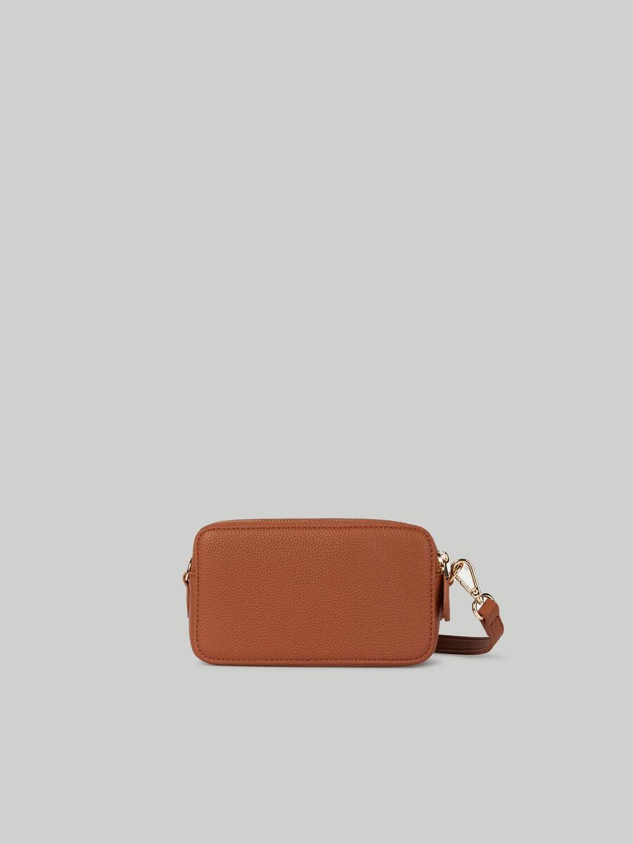 Camera Bag Iris in stampa cervo