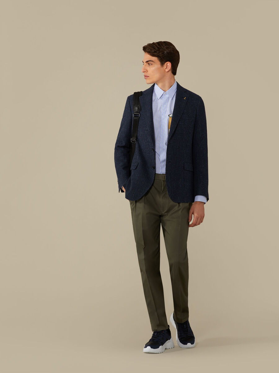 Wool Prestige blazer