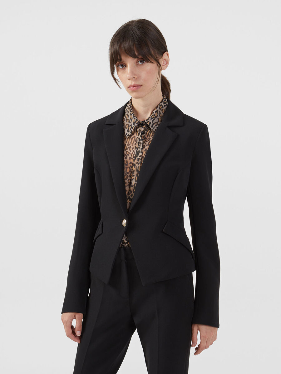 Technical cady blazer