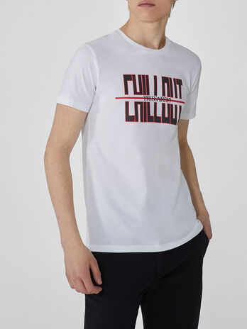 Regular-fit jersey T-shirt with print