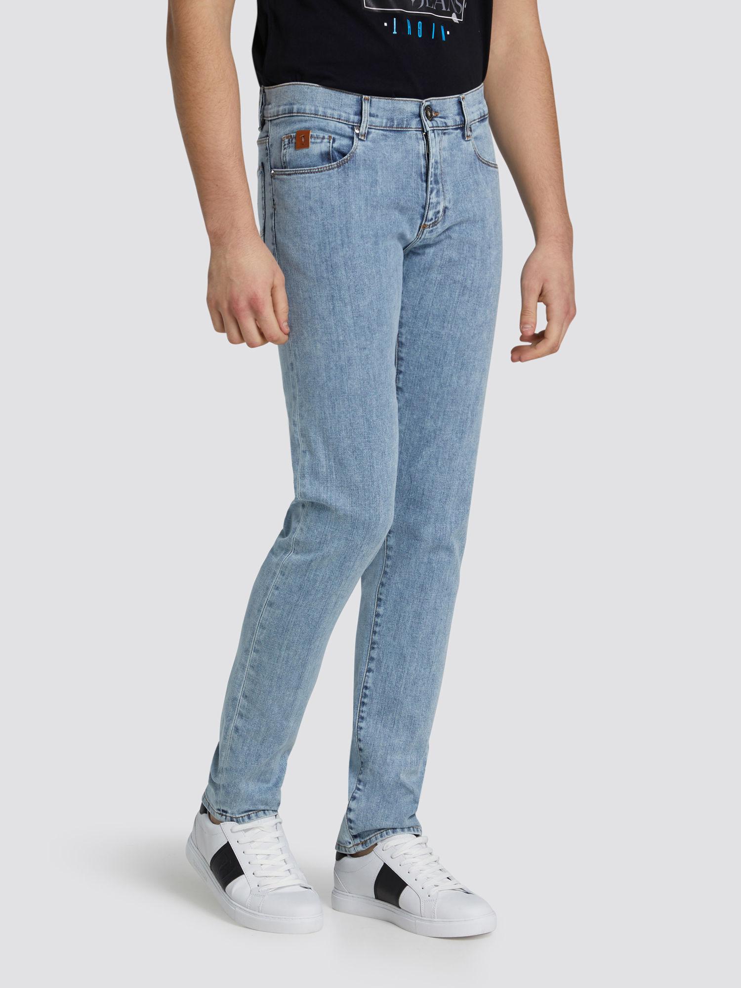Slim Fit Jeans UomoTrussardi ® Da hsQrCxtd