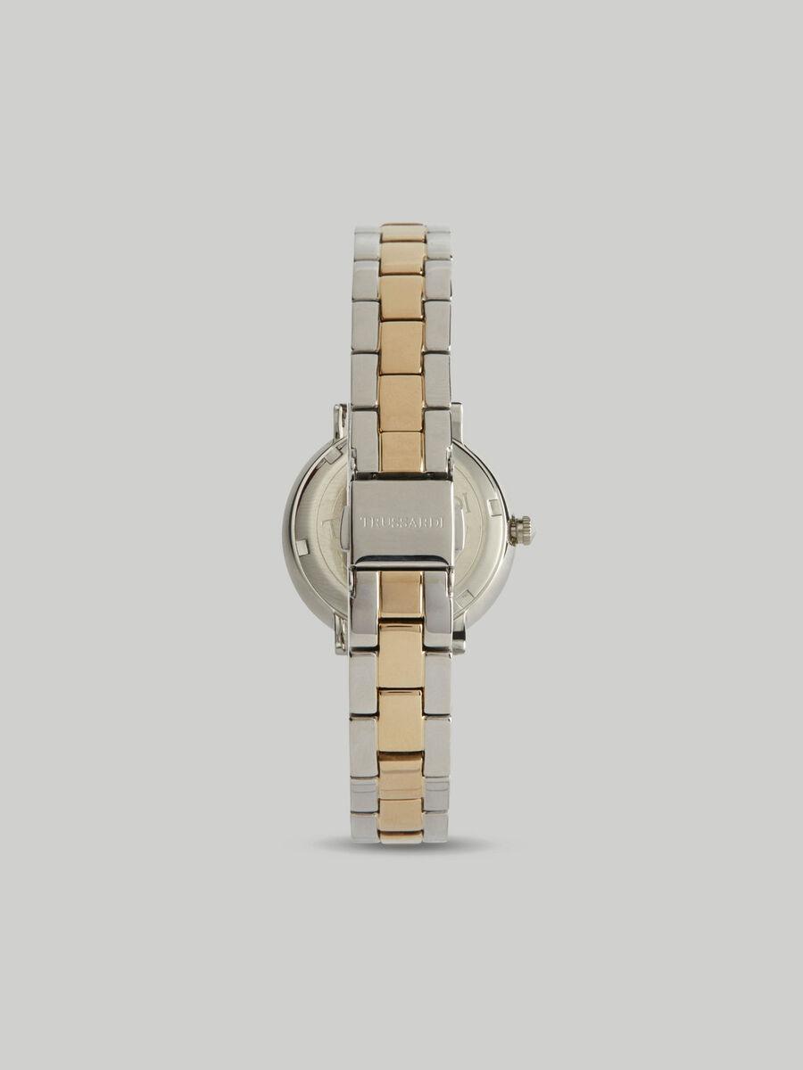 Armbanduhr T-Vision 30MM aus Stahl