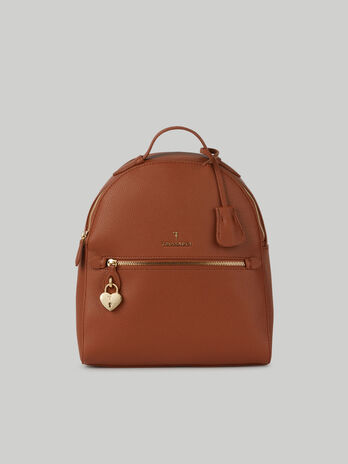 Lily deerskin backpack