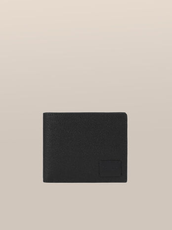 Business wallet in Crespo leather