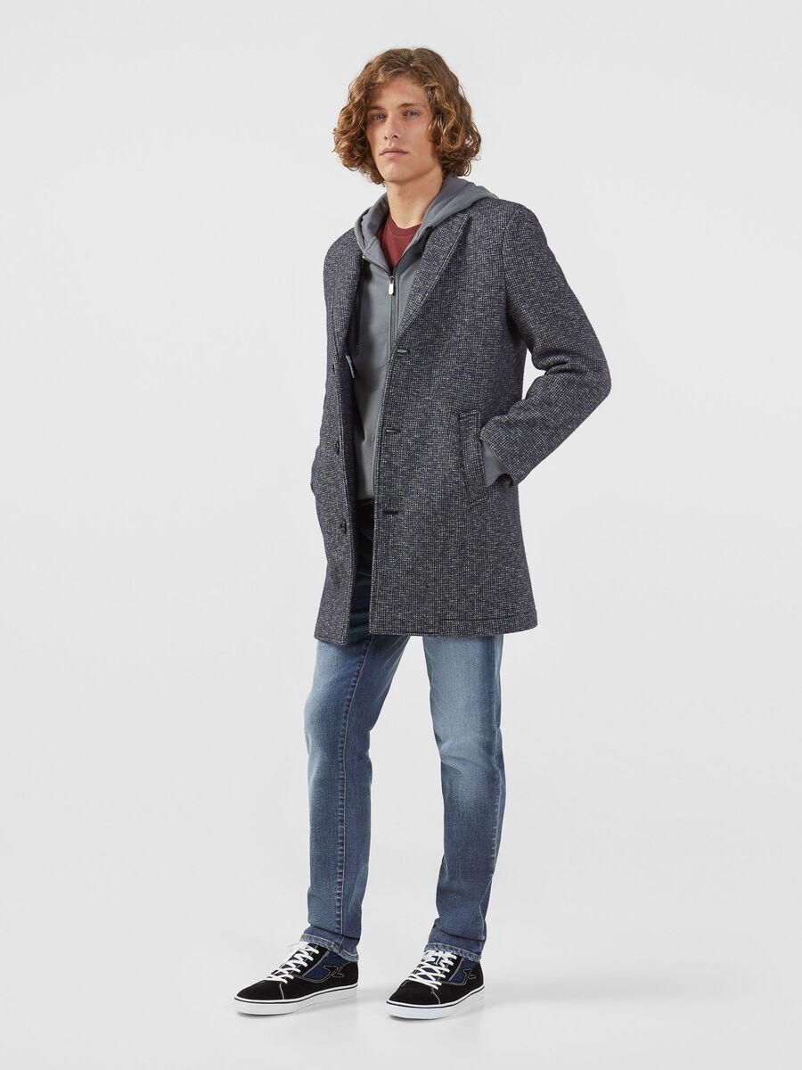 Close 370 jeans in blue Globe stretch denim