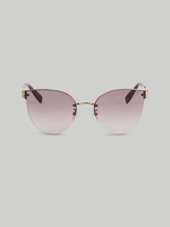 Tropfenfoermige Sonnenbrille