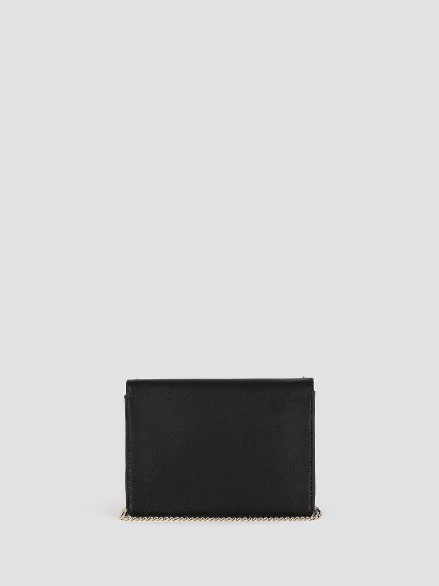 Studded Paprica shoulder bag