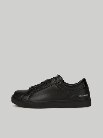 Leather Dereck sneakers
