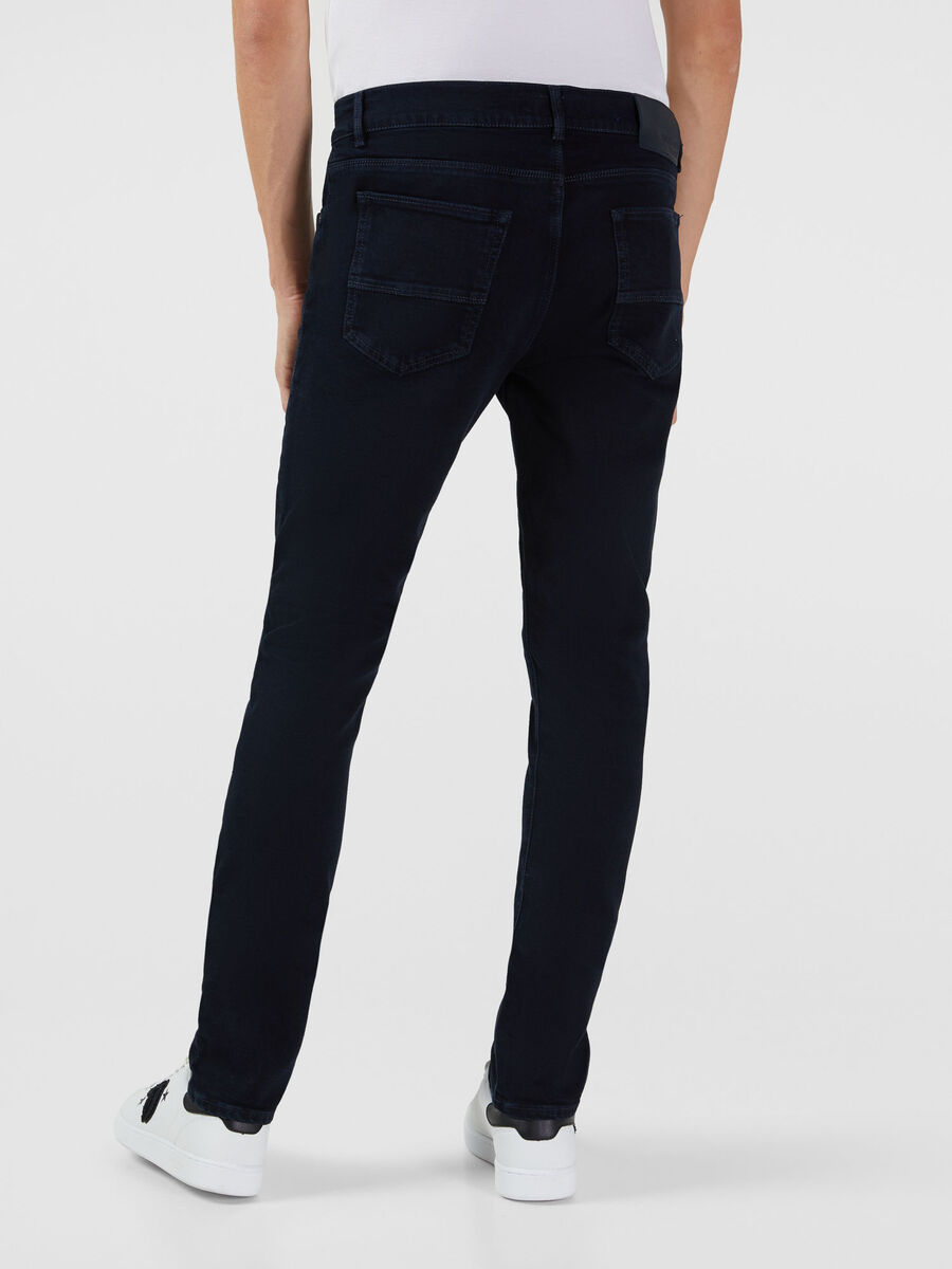Extra slim 370 jeans in Runner stretch denim