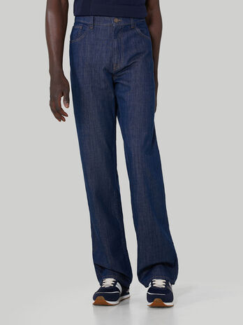 Jeans 911 Araldic aus leichtem Lyocell-Denim