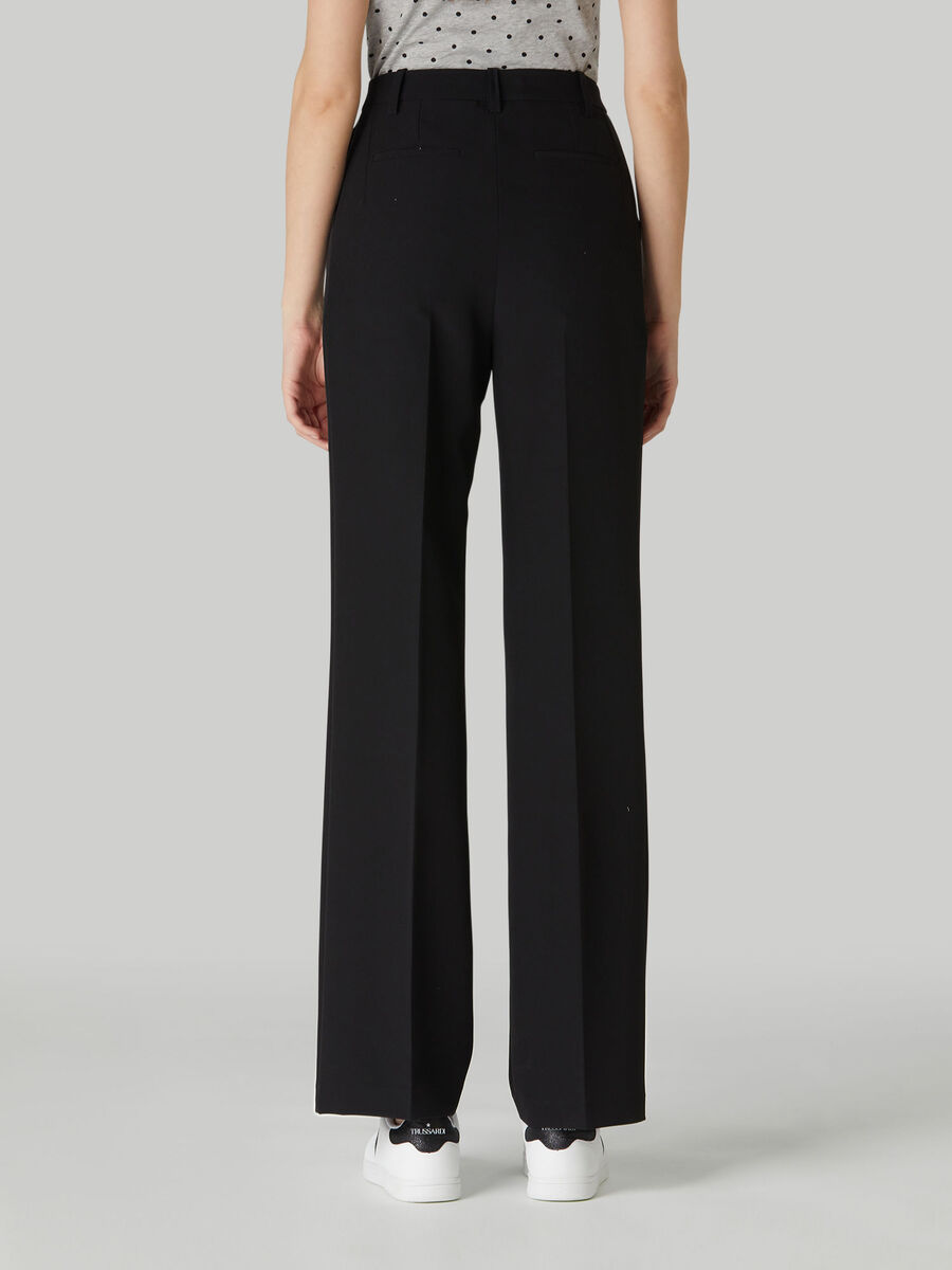 Technical cady trousers