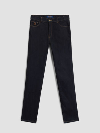 Jeans 380 Icon aus Twill Denim
