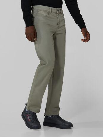 Satin denim Icon 380 jeans