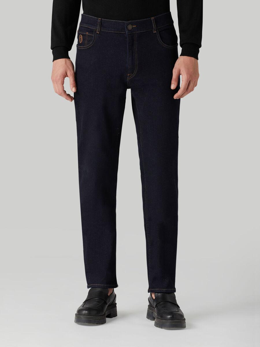 Icon 380 jeans in stretch denim
