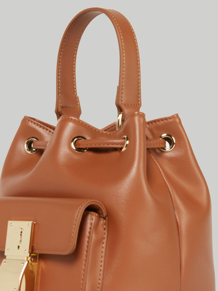 Small Lione bucket bag