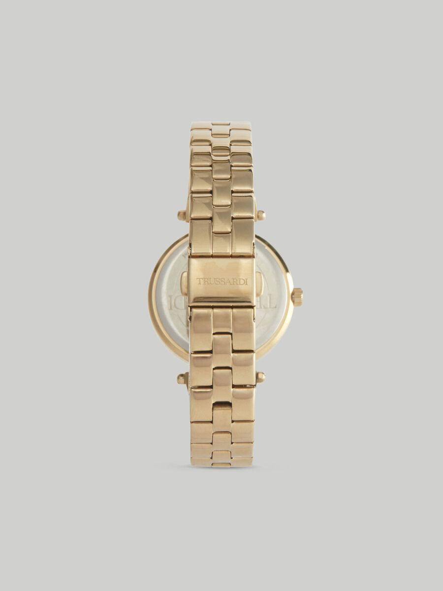 Orologio T-Shiny 34MM con bracciale in acciaio