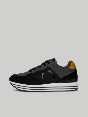 Technical fabric Dehlia sneakers