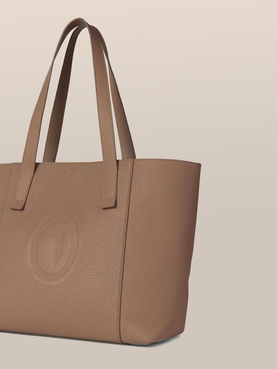 Shopping Bag Olivia medium in pelle Lordship