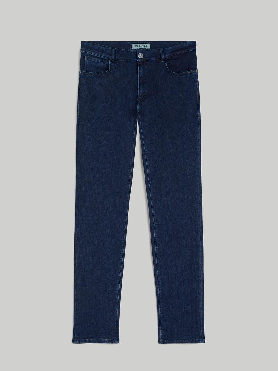 Jeans 380 Icon aus Cairo-Baumwolldenim