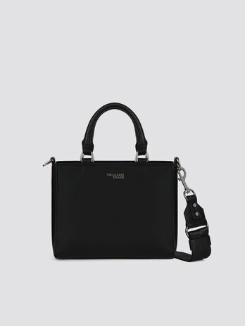 T-Easy Star mini handbag in faux leather shoulder strap