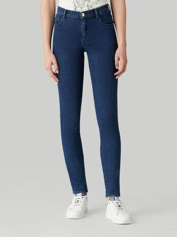 Jeans 105 skinny in denim 80S